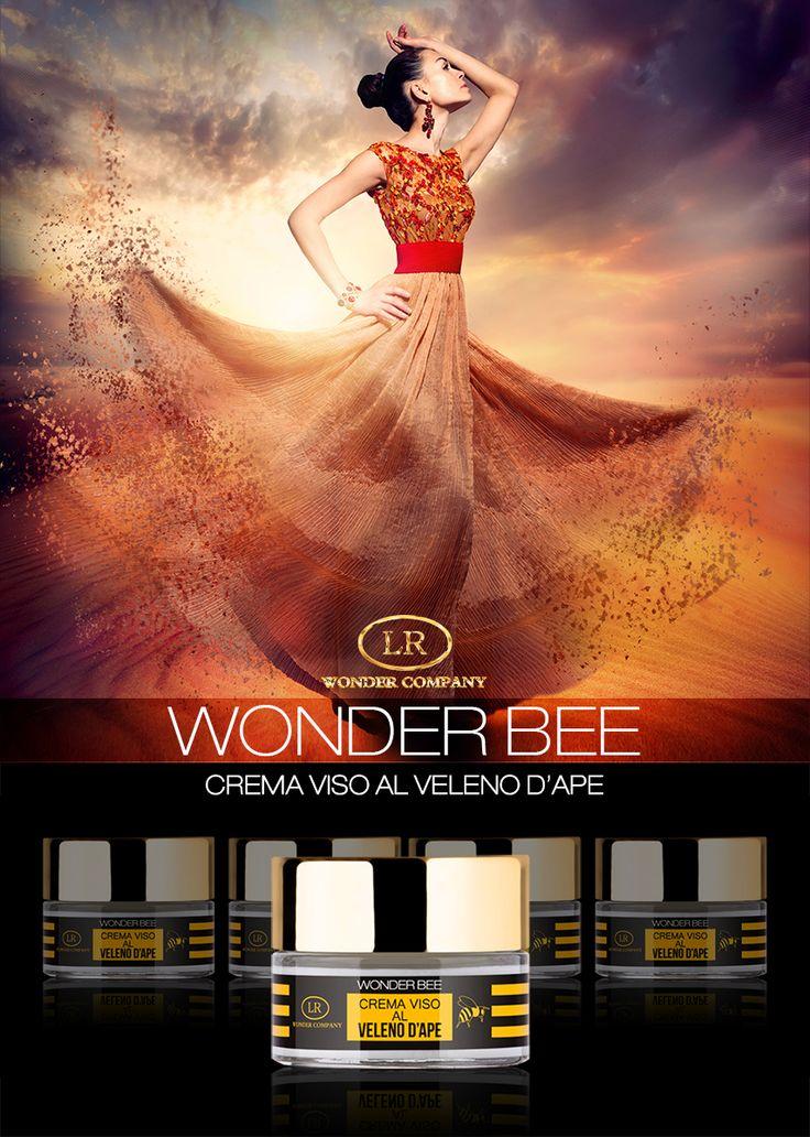 Wonder Bee - crema viso per la tua bellezza!