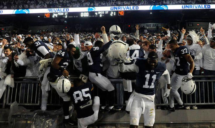 5 keys to monster Ohio State-Penn State showdown = It's almost here. There are things at stake — just a few things — on Saturday afternoon when the No. 2-ranked Penn State Nittany Lions (7-0, 4-0) travel to the Horseshoe to face.....