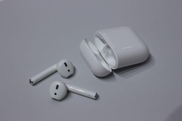 Sorteo de unos Airpods de Apple