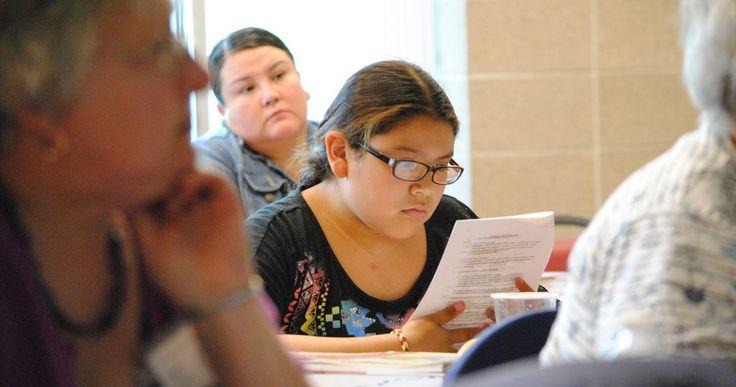 Hello, Week Two at LSI - Lakota Language Consortium