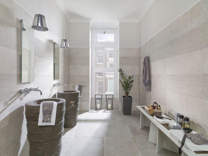 Park Acero, Park Linear Acero #Porcelanosa #Bathroom #Design #Ideas #Modern #Grey #Leeds