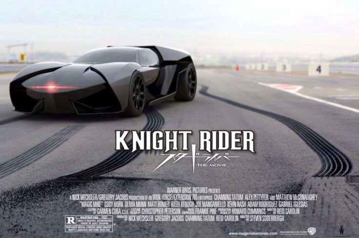 knight rider knight rider pinterest the o 39 jays. Black Bedroom Furniture Sets. Home Design Ideas