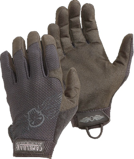 These Camelback tactical gloves are supposed to be freaking amazing. I would love to get my hands on a pair!