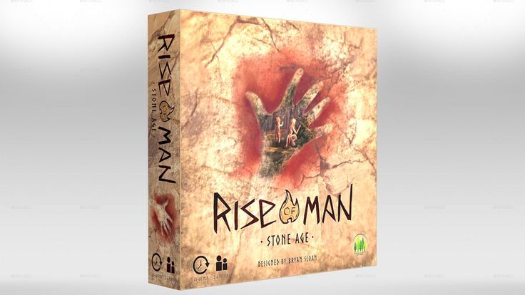 Rise of Man: Stone Age, The Board Game