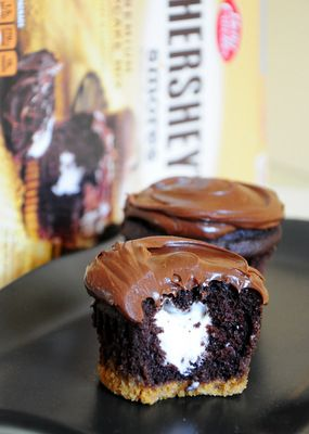 Hershey's S'mores Cupcake Mix