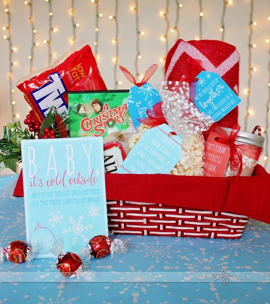 Christmas Cuddle Kit Date Night Gifts And Ideas Pinterest Christmas Gifts And Christmas Gifts
