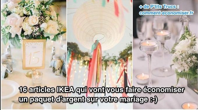 L'organisation d'un mariage peut vite devenir très coûteuse. Surtout si vous voulez un décor original pour le lieu de réception. Si vous cherchez des idées pour ne pas exploser votre budget, I...