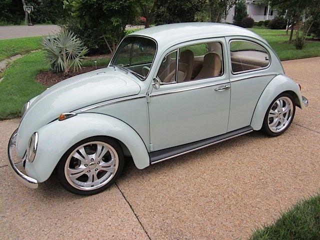 1965 VW Bug Frame Off Restoration 2050 CC motor All Custom Interior.. for sale: photos, technical specifications, description
