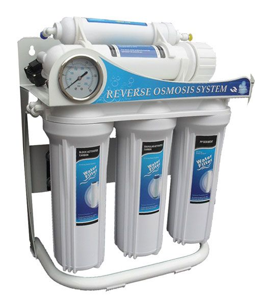 Osmosis Inversa  Como Eligir El Mejor Filtro Purificador De Agua Domestica?