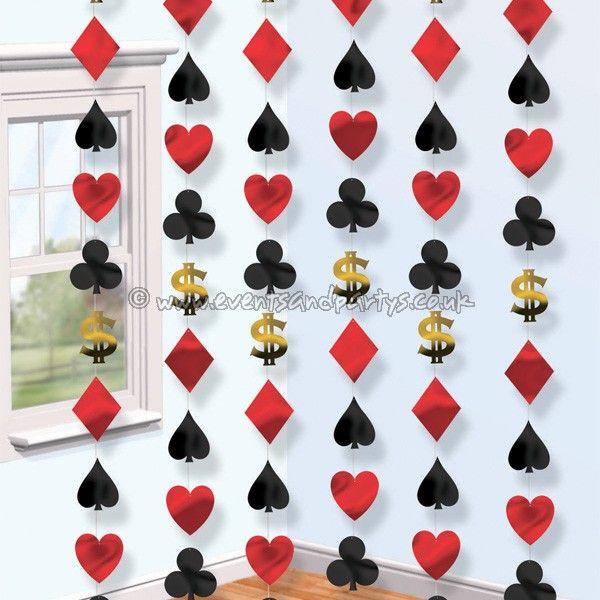 46 best poker 21st images on pinterest birthdays casino for Decoration poker