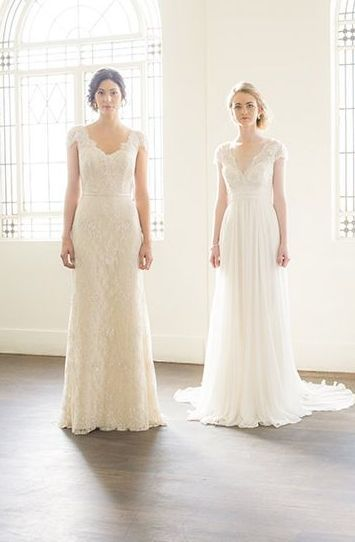 Lace Wedding Gowns Perth : Perth bridal gowns josephine vienna ranges wedding dress forward