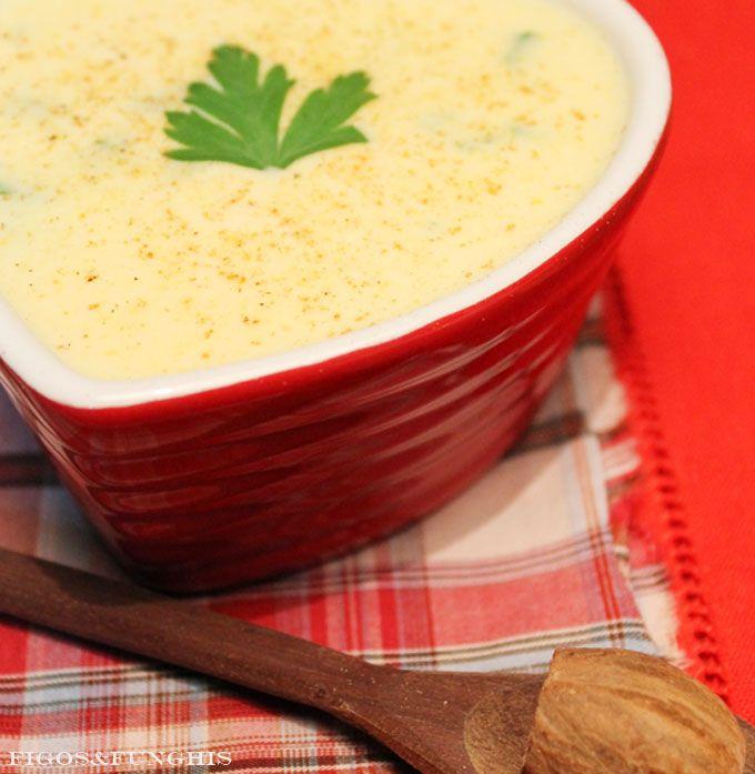 Sopa de milho em conserva