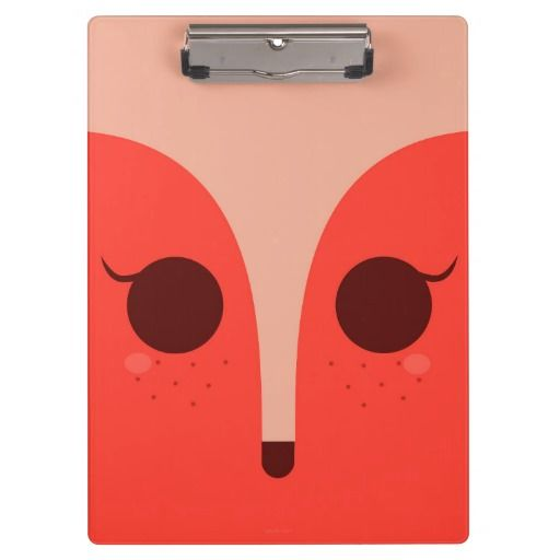 My little fox - Clipboard