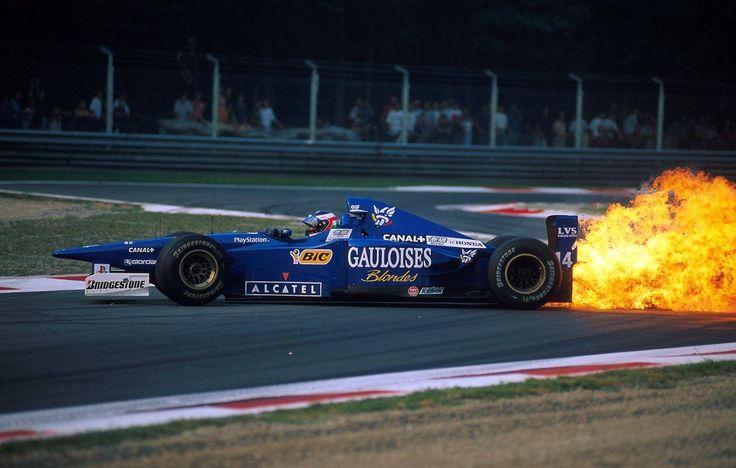 Jarno Trulli   Prost   Italian Grand Prix 1997