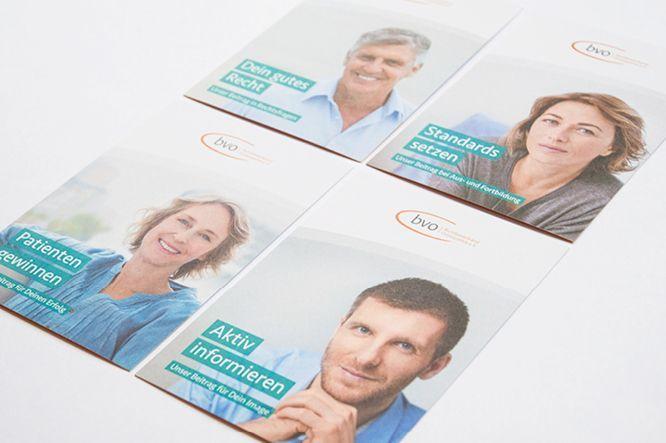 Kommunikationsmittel für Mitglieder des Bundesverband Osteopathie e.V. - BVO