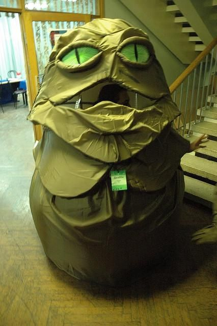 Best 20+ Jabba The Hutt Costume ideas on Pinterest ... Jabba The Hutt And Princess Leia Costume