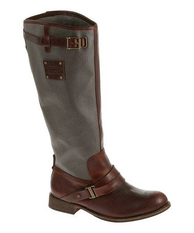 Another great find on #zulily! Fireweed Corrine Leather Boot #zulilyfinds