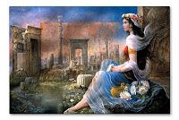478 B.C. - Esther, born Hadassah, was the wife of Xerxes the Great and the Shahbanu of the Persian Empire. She was Persia's first Jewish queen and heroine of the Biblical Book of Esther which is named after her.http://www.pinterest.com/karenfloranicol/queen-esther-of-persia/