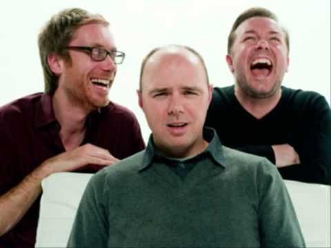 Karl Pilkington from #anidiotabroad reads the bible for the first time. Too funny!
