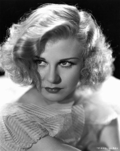 Ginger Rogers in Rafter Romance (1933)