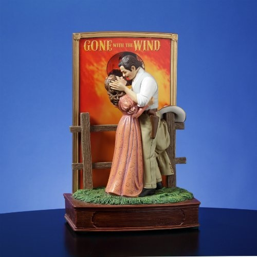 gone with the wind music boxes collectible 1
