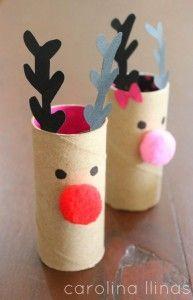 Flying reindeer   #Artividades