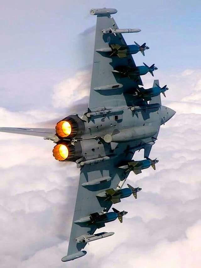 Eurofighter EF 2000 Spain Air Force