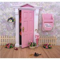 Fairy Door - MAIL BOX Set (Pink)