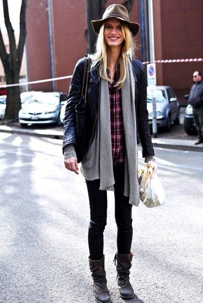 Chapéu e frio combina?