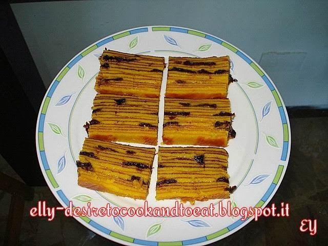 Plum Layer Cake