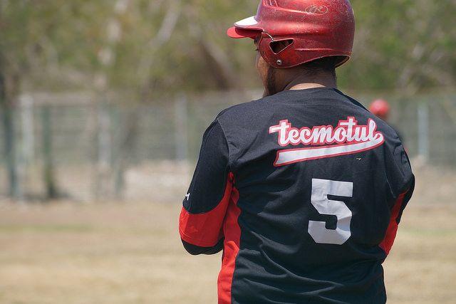 El día de ayer miércoles 13 de abril se realizó un partido amistoso de béisbol entre los Felinos del Tecnológico de Motul y la selección Guerreros del IT de Conkal en el campo deportivo de la institución.
