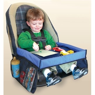 Star Kids Snack and Play Travel Tray - I need two of these to help keep my boys entertained on our upcoming LONG road trip!!!