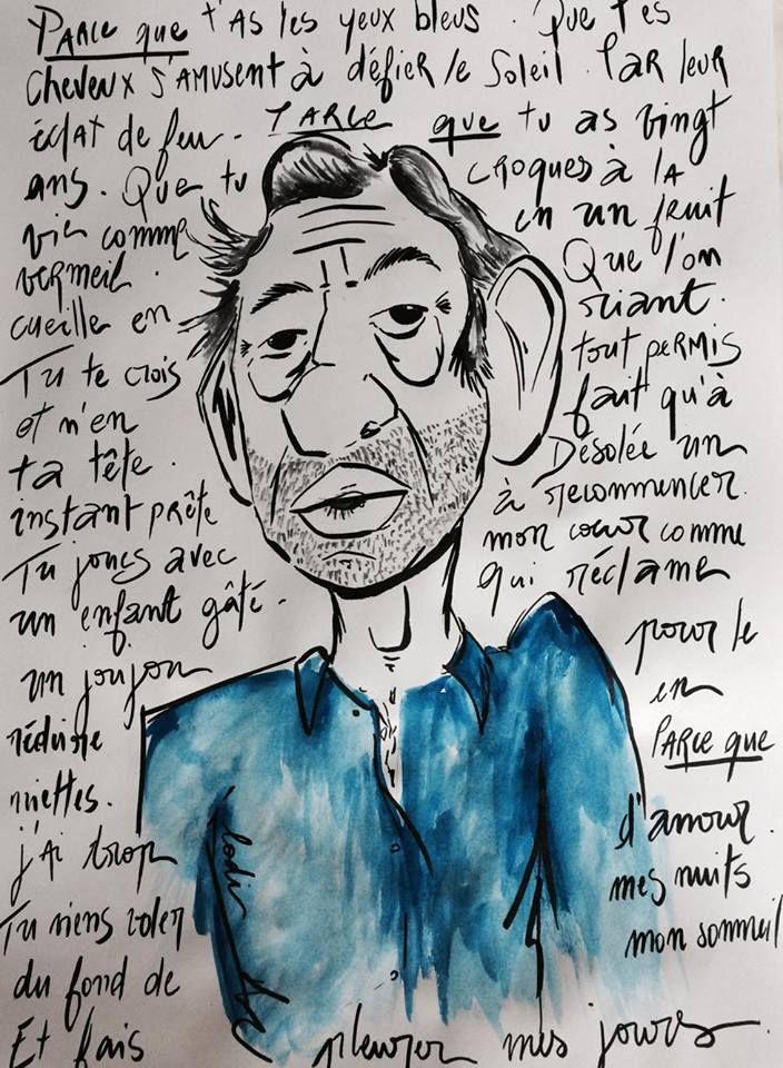 Serge Gainsbourg ne mourra jamais