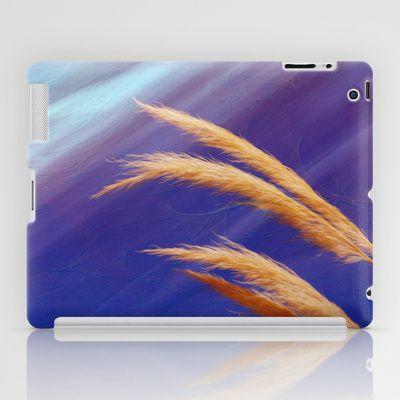 Fox tails iPad Case by Oscar Tello Muñoz - $60.00