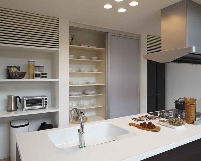 キッチン|注文住宅のアキュラホーム