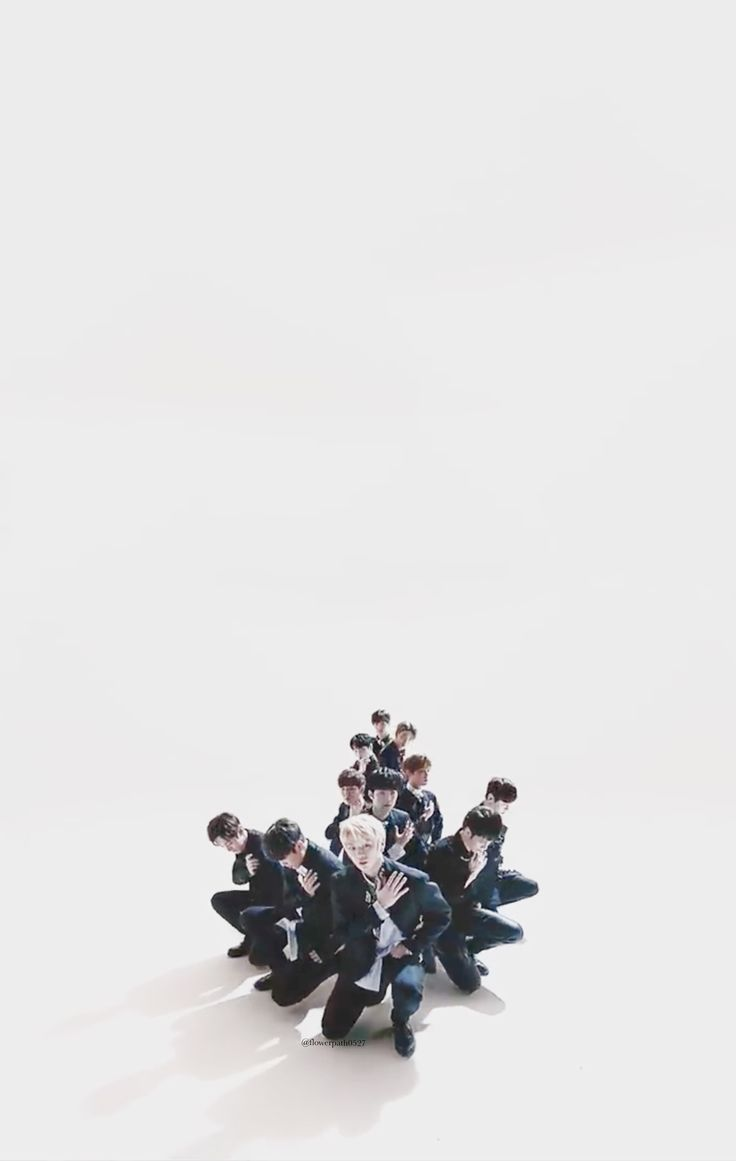 "Wanna One ""0+1=1 (I Promise You)"" Wallpaper"