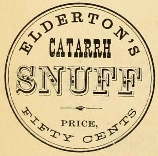 From Harpel's Typograph
