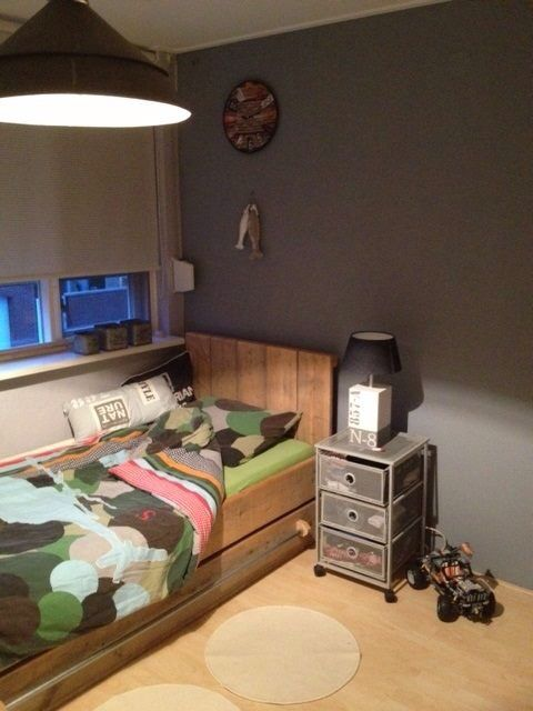 77 best kamer mats images on pinterest kidsroom boy - Deco voor volwassen kamer ...