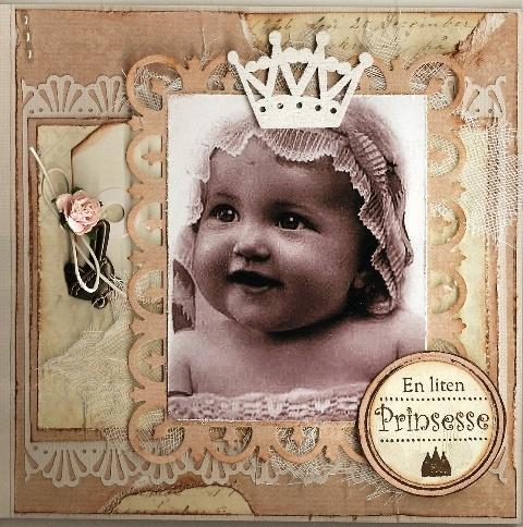 Kristinas verden: Kort -baby