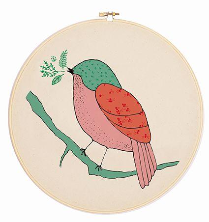 pájaro hoja en www.pajaritodemimbre.com