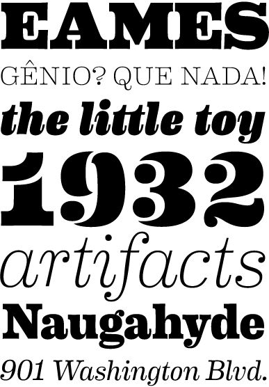 15 best images about house industries on pinterest fonts for House industries eames