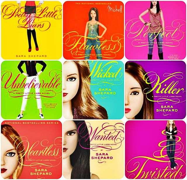 Pretty Little Liars Book Cover Characters ~ Best images about pretty little liars on pinterest