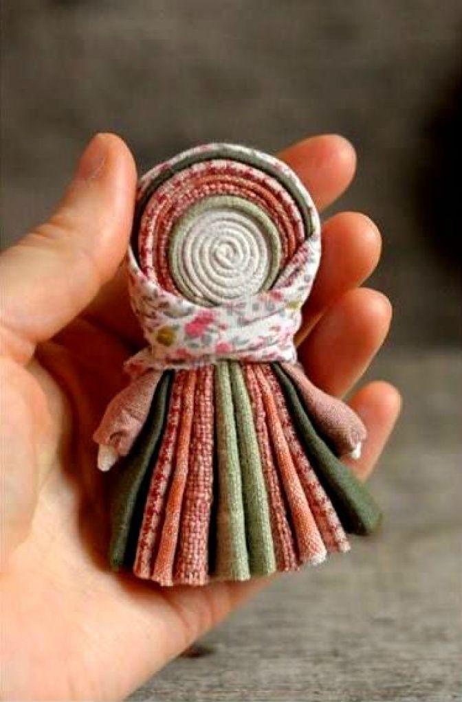 Лялька мотанка своїми руками: маленькі таємниці - Рукодільні акценти (580)