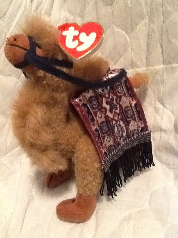 Lawrence - Ty beanie baby attic treasure camel | Beanie ...