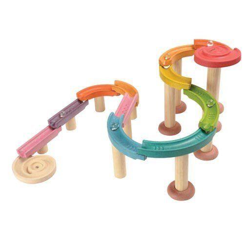 Plan Toys, Kuličková dráha Deluxe