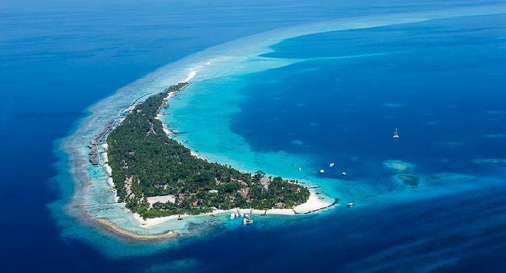 Mejores 30 im genes de islas ex ticas y playas en for Mejores resorts maldives