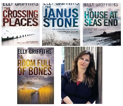 The Ruth Galloway Series by Elly Griffiths is a big hit with our Mystery Book Club.