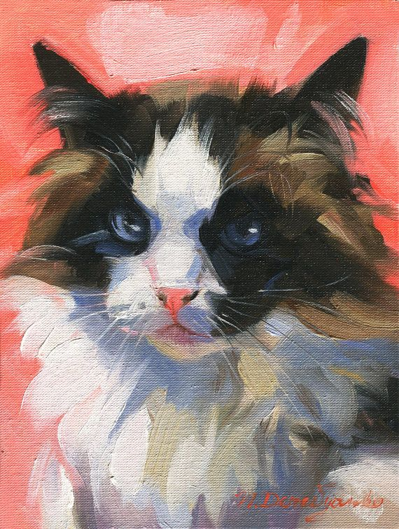 Check out this item in my Etsy shop https://www.etsy.com/listing/588591075/cat-painting-oil-original-on-canvas
