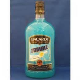 Bacardi Zombie Drink
