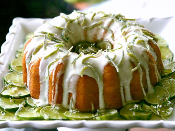 Key Lime Cake - What a summer treat?  Wish me luck. Looks so good gotta try to make this one.